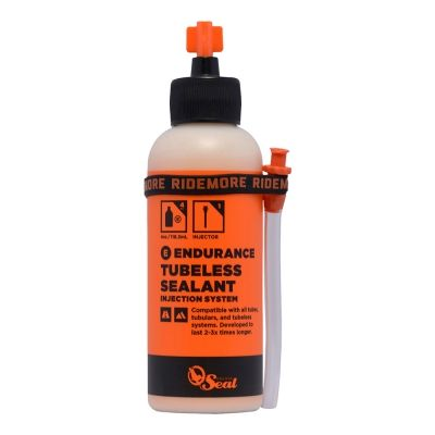 ORANGE SEAL ENDURANCE SEALANT - 8oz w/injector